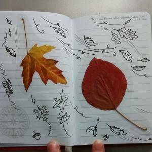 Fall is gusting in, at last! Hear Meg read